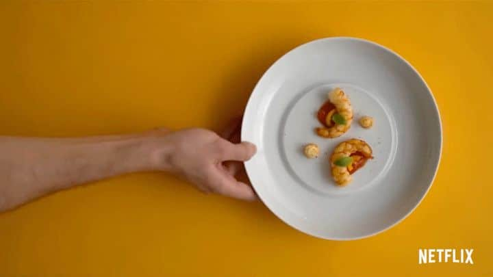 An episode from Netflix's food documentary series Chef's Table featuring one of Berlin and Germany's top chefs Tim Raue.