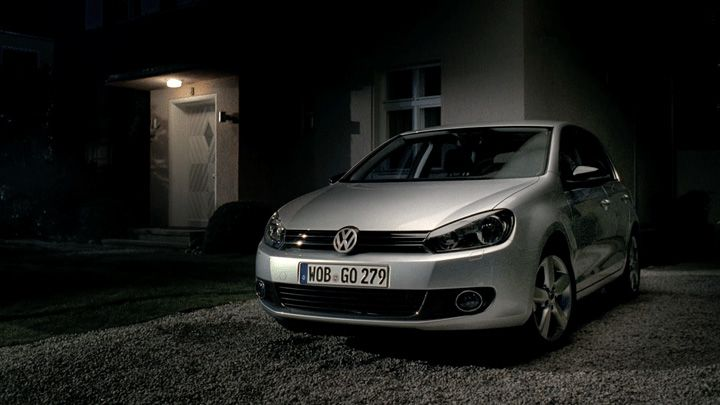 TV commercial for automobile company Volkswagen and their Style series with Shotz Production Service of Germany.